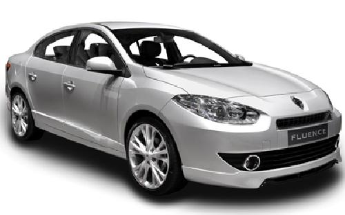 Çizgi Rent a Car - Renault Fluence - 21€