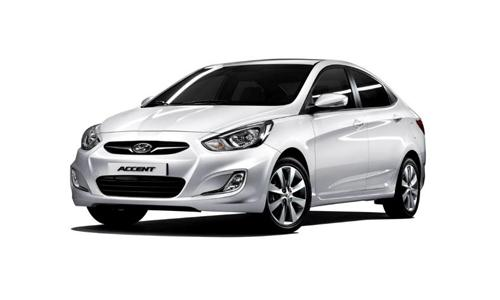 Çizgi Rent a Car - Hyundai Accent Blue - 19€