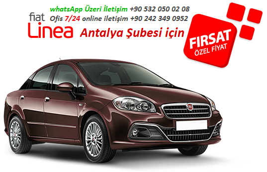 cizgi rent a car antalya